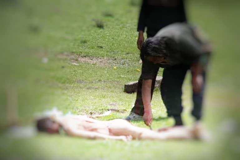 Sky burial 12