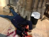 Nice, France - knife attack 20