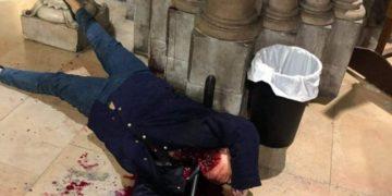 Nice, France - knife attack 25