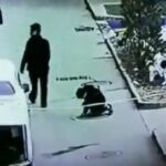 Boy launched into the air after dropping live firecracker into manhole 2