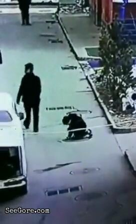 Boy launched into the air after dropping live firecracker into manhole 14