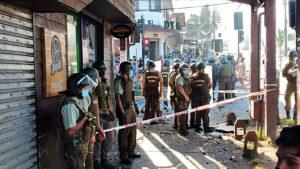 Bullets kill juggler, shot by a policeman in Panguipulli 5