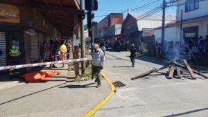 Bullets kill juggler, shot by a policeman in Panguipulli 6