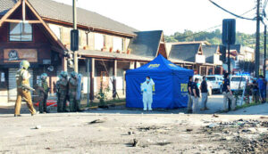 Bullets kill juggler, shot by a policeman in Panguipulli 4