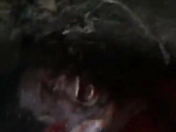 Black dude butchered alive 8
