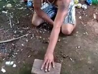 Finger chopping 8