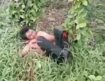 Tortured with machete, killed with bullets 6