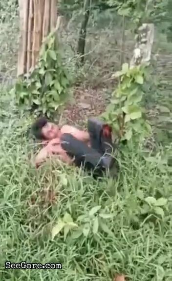 Tortured with machete, killed with bullets 3
